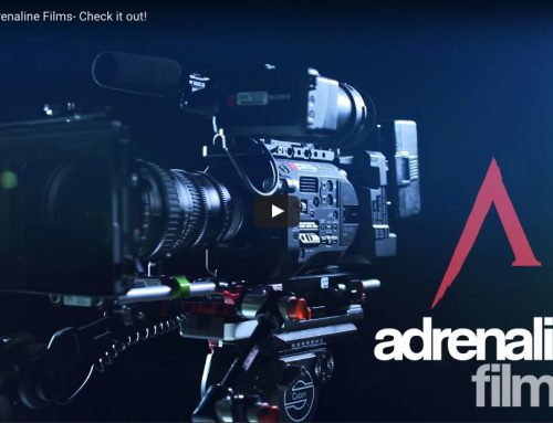New Gear at Adrenaline Films