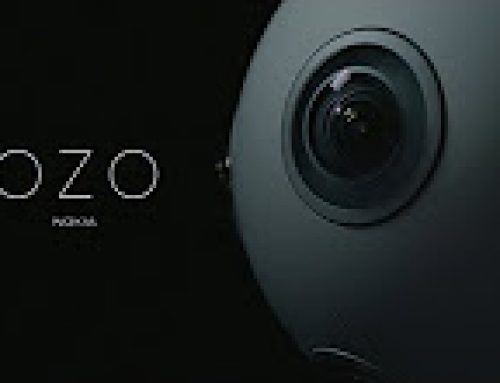 VR Filmmaking with OZO
